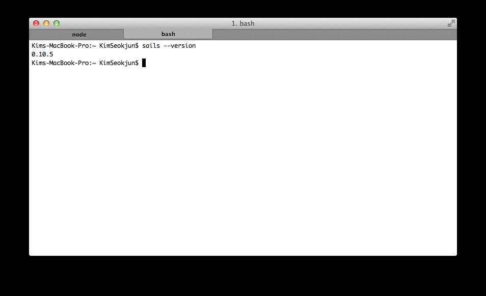 0.10.5 버젼을 중심으로 작성하였다