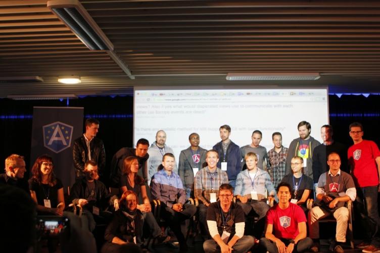 Angular.js Coneference Ng-Europe 2015